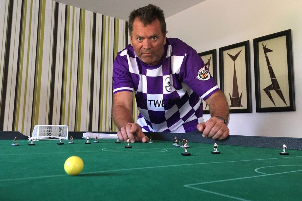 Hermann Kruse Subbuteo interview